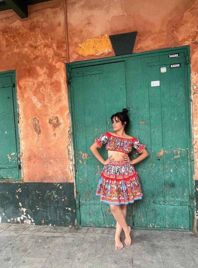 Camila Cabello set the record straight on self-love