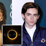 Timothee Chalamet and Zendaya star in Dune