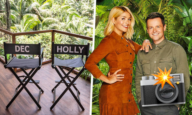 I'm A Celeb 2018 Campsite Pictures Revealed