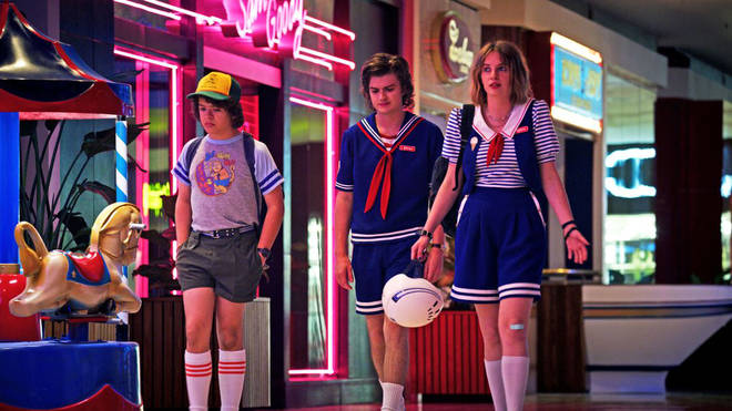 Fans are convinced the Shadyside Mall is the same one used in Stranger Things