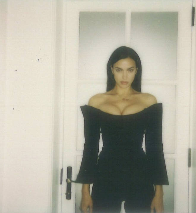 Kanye West and Irina Shayk are said to be going strong
