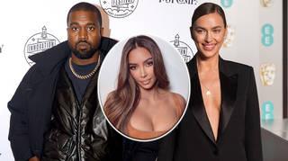 Kanye West and Irina Shayk are still going strong amid Kim Kardashian divorce