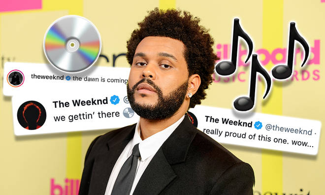 All the details on The Weeknd's new album