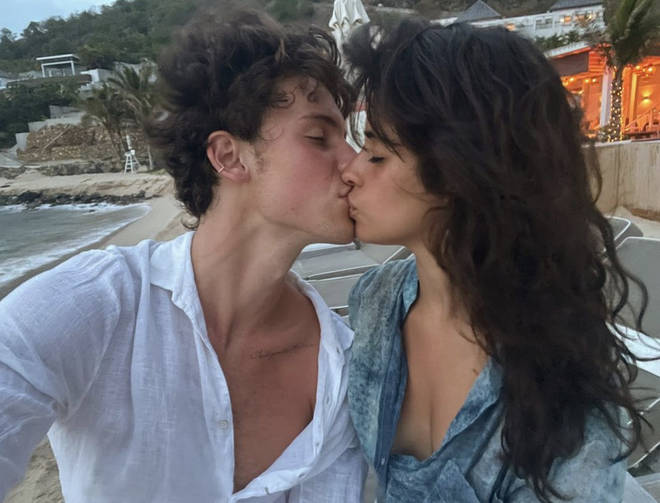 Camila Cabello and Shawn Mendes just celebrated their second anniversary