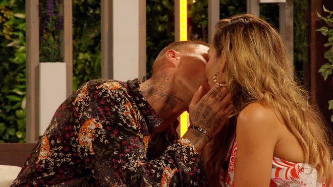 Fans reckon Danny and AJ will be dumped from Love Island