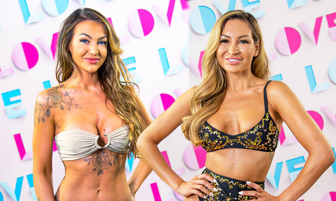 Love Island viewers are confused as Abigail Rawlings and AJ Bunker are branded twins
