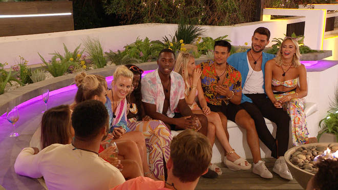 Georgia Townend had a message for her followers as she entered Love Island