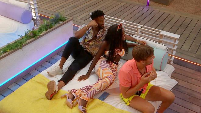 Love Island was an eventful episode on Wednesday night