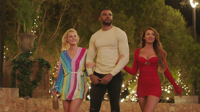 Three new bombshells joined Love Island