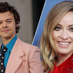 Olivia Wilde was asked about those Harry Styles marriage rumours