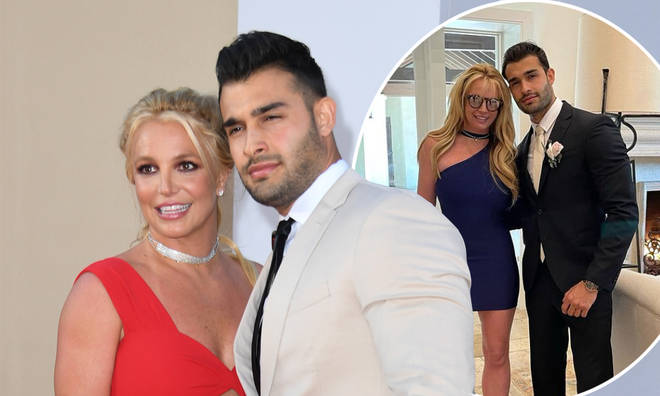 Britney Spears and Sam Asghari have been together since 2016