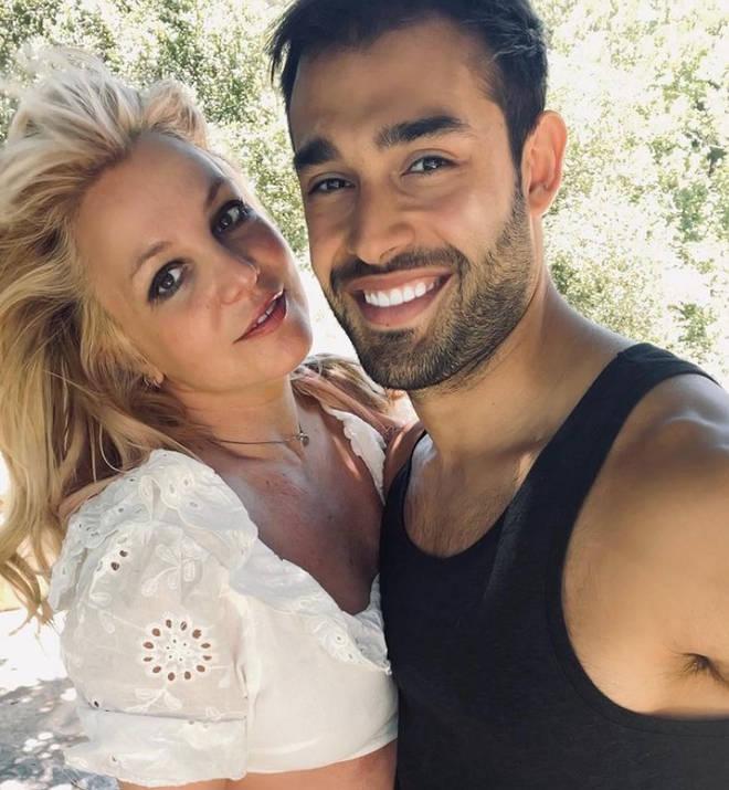 Sam Asghari calls Britney his 'lioness'