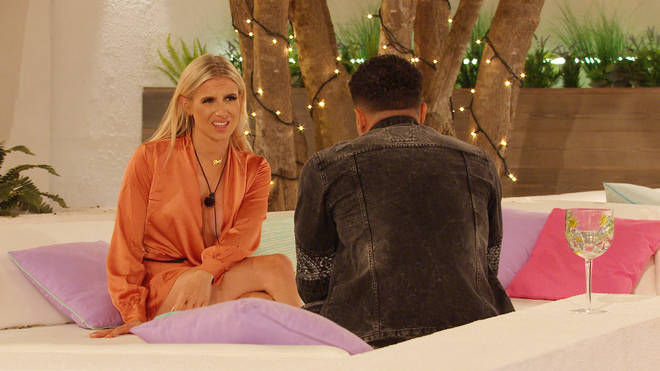 Chloe and Toby are set to clash on Love Island