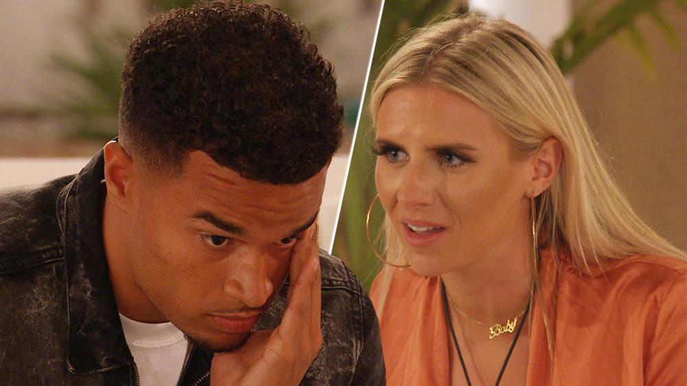 Love Island's Chloe & Toby in tense struggle as he will get near Abigail