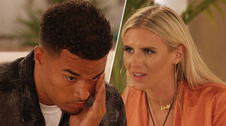 Love Island's Toby and Chloe are set to clash after he gets close to Abigail