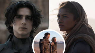 Watch Timothée Chalamet and Zendaya in the official trailer for Dune