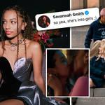 Gossip Girl's Savannah Smith reveals Monet's sexuality online
