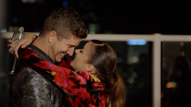 Matt and Amber on Love is Blind: After the Altar