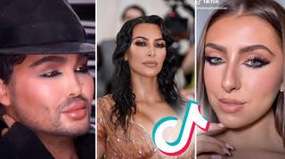 The reverse cat eyeliner hack is taking over TikTok