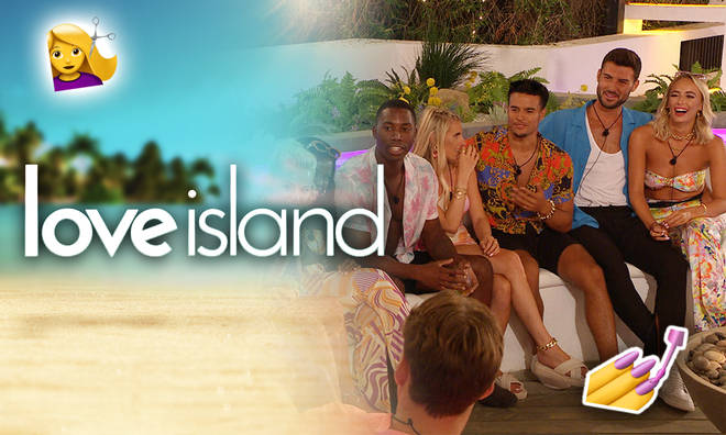 The Love Island contestants are allowed to get beauty treatments