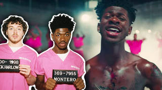 Lil Nas X releases colourful new music video with Jack Harlow