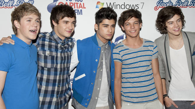 One Direction were formed in 2011