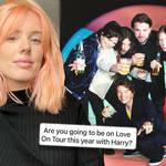 Charlotte Clark revealed she's no longer part of Harry Styles' band