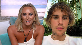 Love Island's Millie Court revealed her unexpected link to Justin Bieber