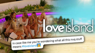 What does the Love Island NVQ ranking system mean?
