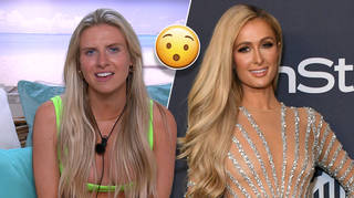 Chloe Burrows revealed during an Love Island Unseen Bits episode that Paris Hilton blocked her