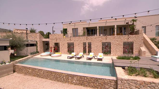Casa Amor is located in Majorca
