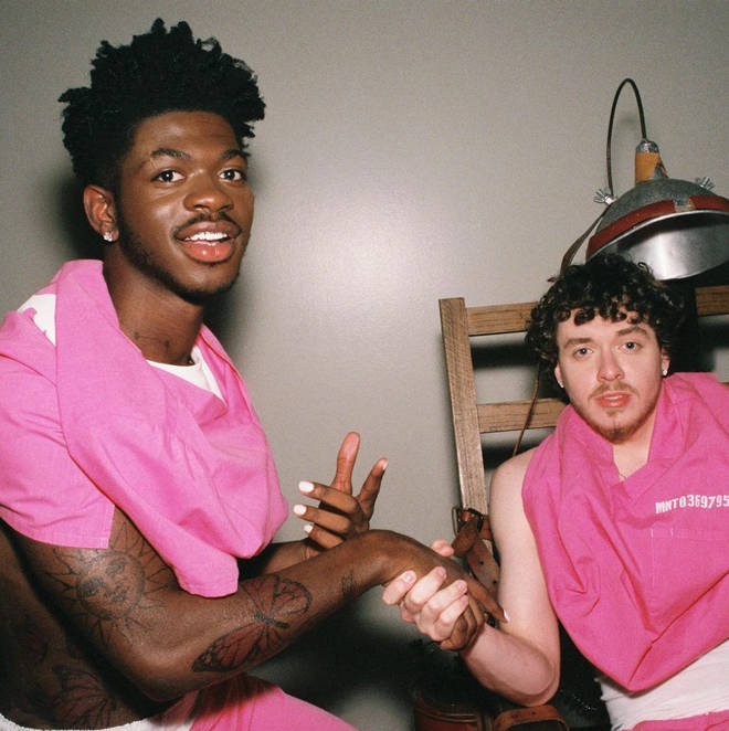 Lil Nas X and Jack Harlow celebrate sexuality in 'Industry Baby' music video