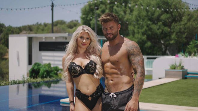 Love Island's Jake and Liberty have made their relationship official