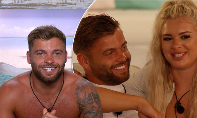 Love Island fans are worried the Raunchy Race challenge will affect Liberty and Jake's romance