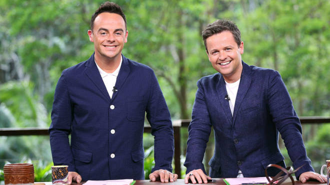Ant and Dec on I'm A Celebrity... Get Me Out Of Here