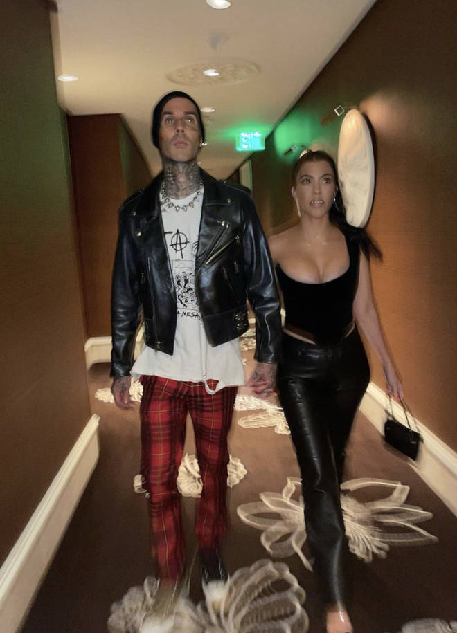 Kourtney Kardashian and Travis Barker have been dating since the start of 2021