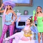 Little Mix enter the Madame Tussauds hall of fame