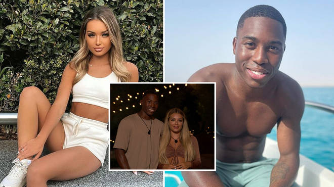 Love Island: Lucinda and Aaron have decided to stay friends