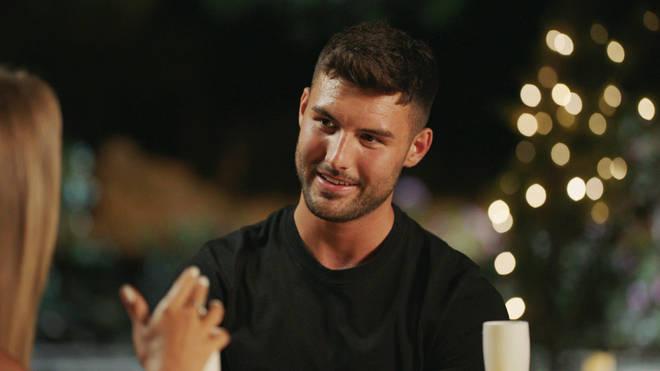 Will Liam Reardon return to the main villa alone?