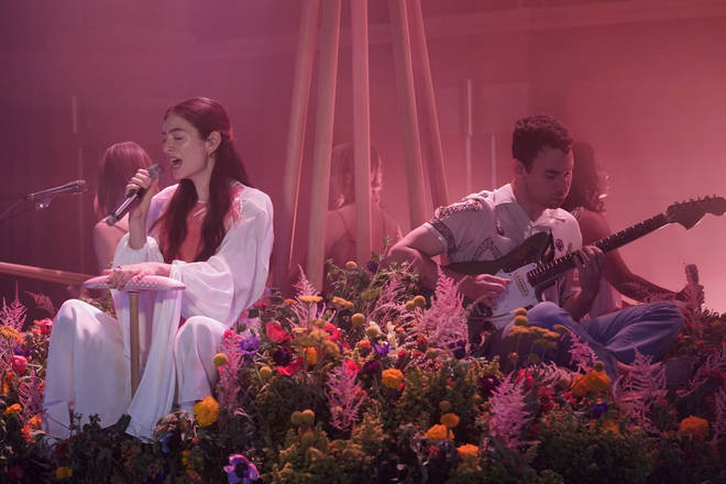 Lorde often collaborates with the likes of producer Jack Antonoff