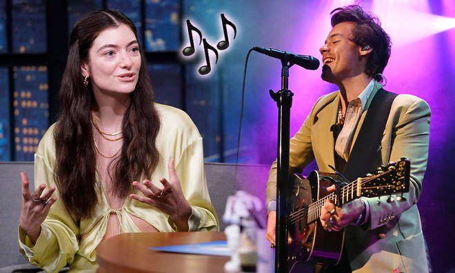 Lorde has fans reeling with her Harry Styles confession