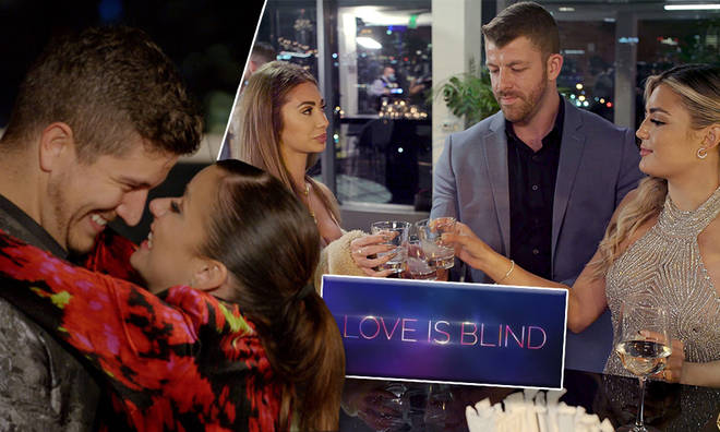 Love Is Blind's reunion episode was filmed during the pandemic