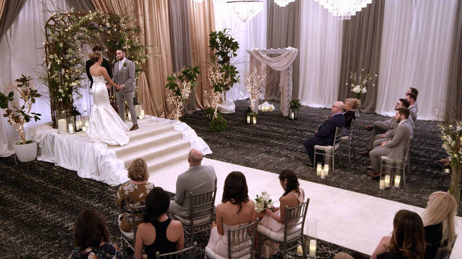 Love is Blind: Jessica left Mark at the aisle