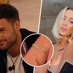 Millie gave Liam her beloved Sagittarius necklace