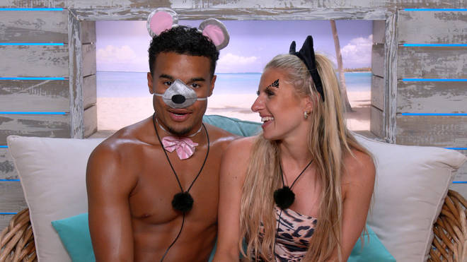 Love Island: Toby and Chloe were coupled up after he was partnered with Kaz