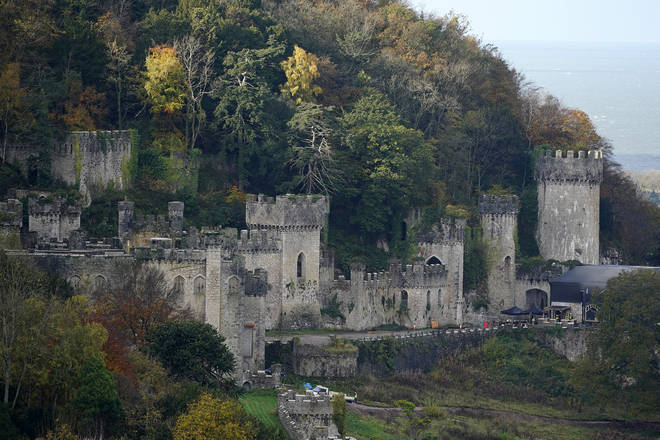 Gwrych Castle will be the 2021 home for I'm A Celeb