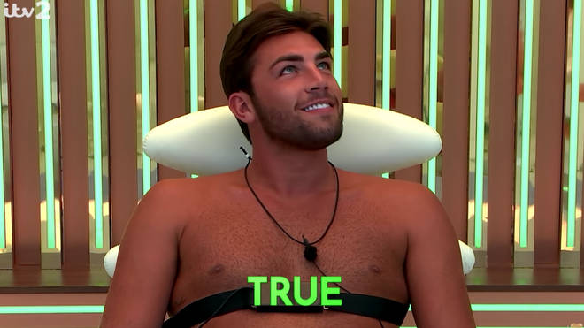 Jack Fincham's lie detector test caused a row with then-girlfriend Dani Dyer