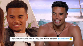 Toby has become a Love Island fan-favourite