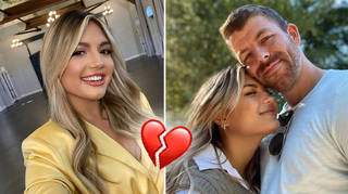 Love is Blind couple Giannina and Damian have split