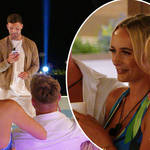 Liam Reardon declares his love for Mille Court on Love Island